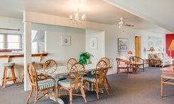 The Anchorage Inn - Room 601 l Dining Ara