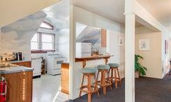 The Anchorage Inn - Room 601 l Kitchen